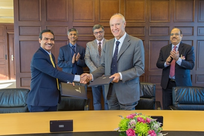 CGPDTM and Director General of WIPO signed Cooperation agreement on 5th October 2017 at Geneva Switzerland to facilitate the exchange of data between these offices including Indian Patent documents , search and examination reports through WIPO CASE and WIPO Digital Access Services (DAS) to make priority documents available electronically