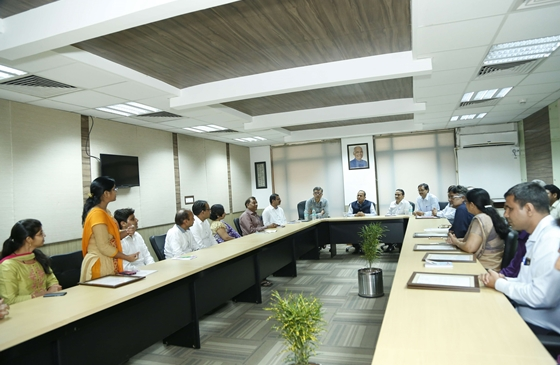 Visit of SIPP to IPO Delhi